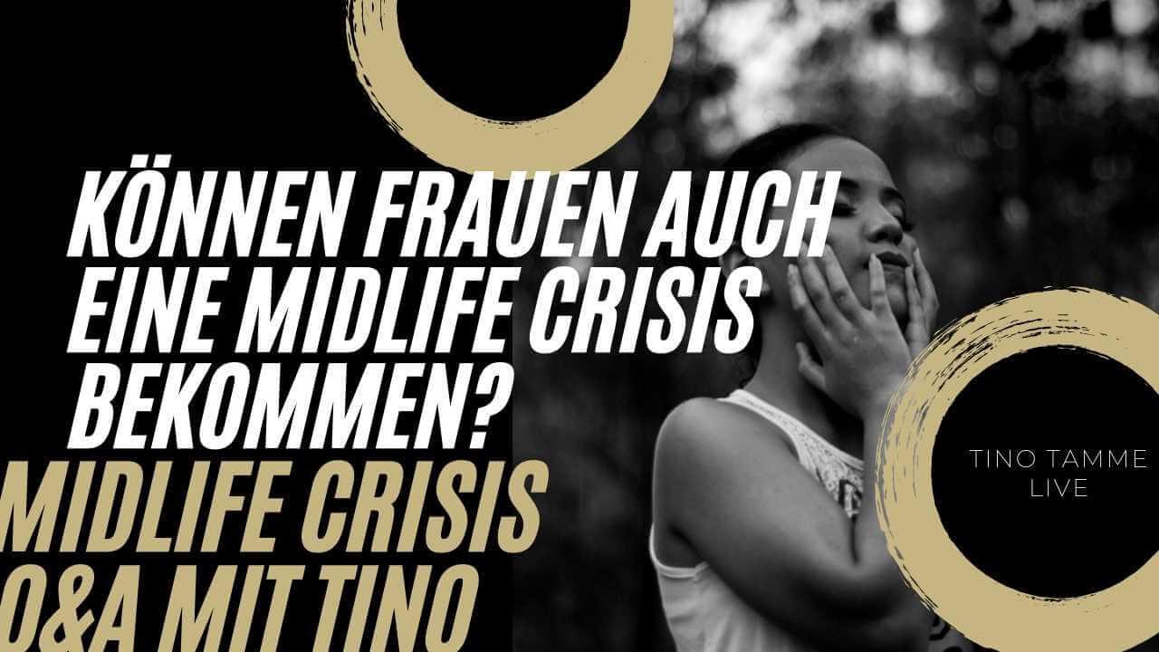 Können Frauen auch eine Midlife Crisis bekommen